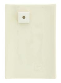 Incense Burner Yukari Plate White