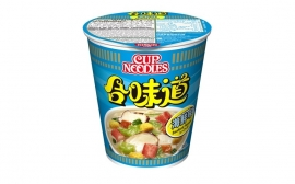 Nissin cup noodles seanimals