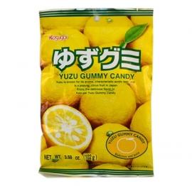 Gummy Yuzu Candy