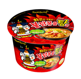 Korean Fire Noodle Hot chicken Cup noodles STEW 120g