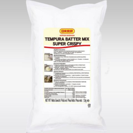 Tempura Batter Mix SUPER CRISPY 1500g