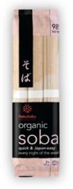Hakubaku Organic Soba Noodles 3x90g