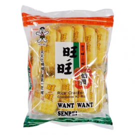 Want Want senbei Rice Crackers 112gram