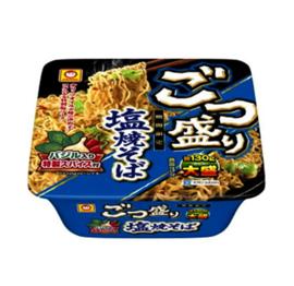Gotsumori Shio Yakisoba Cup Noodle 156g
