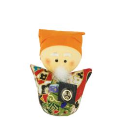 Mito Komon Okiagari Roly-poly Doll