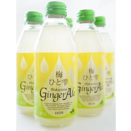 Ume Hitoshizuku Ginger Ale 250ml