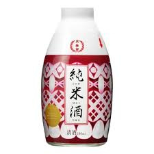 Gekkeikan Junmai With ochoko Sake cup 13.5% 180 ml