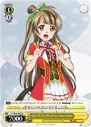 Our LIVE, the LIFE with You Kotori Minami LL/W24-E007 Rare