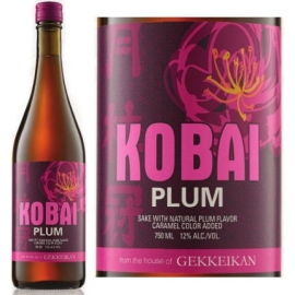 Plum wine Kobai Gekkeikan 750ml