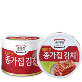 Napa Cabbage  Kimchi-Can 160g