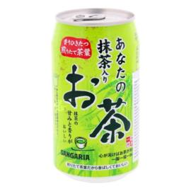 Anata No Matcha Ocha Green Tea 340ml