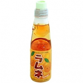 Hata Ramune orange
