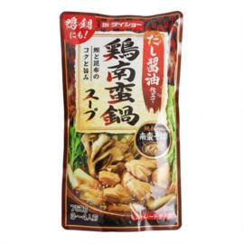 Daisho - Tori Nanban Hot Pot Soup Base 750g