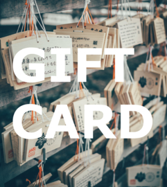 GIFT CARD 20,-