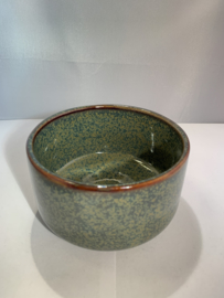 Matcha kom Japan Green Moss  Ø11 cm | H6,5 cm
