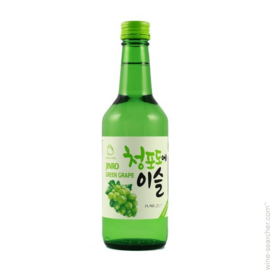 Chum Churum Soju Green Grape 13% 350ml