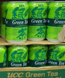 UCC Ryokucha green tea