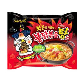 Korean Fire Noodle Chicken Ramen Stew Multi