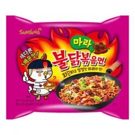 Mala Fire Noodles 135g