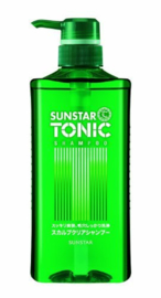 SUNSTAR Tonic Shampoo 520ml