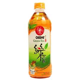 Oishi Japanse groene thee Genmai