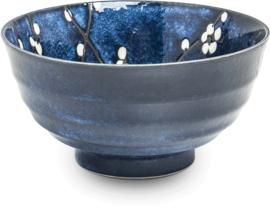 Kom Hana blauw  Ø17 cm | H8,7 cm