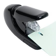 PLUS Japan SL-106 Staple Stapler - Black
