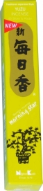 Morning Star Yuzu 20g (50 sticks)