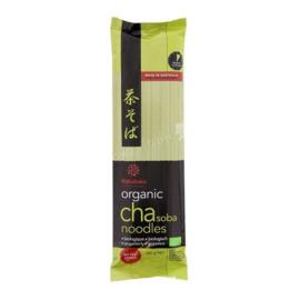 Hakubaku Bio Cha Soba Green Tea Noodles 200g