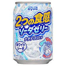 No shokkan soda jelly white 280ml