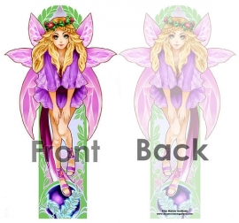 Fairy bookmark