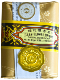 Bee & Flower Handzeep Sandalwood