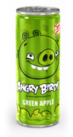 Angry Birds Green Apple