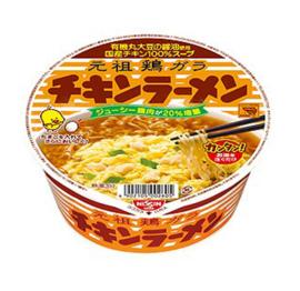 Donburi Chicken Cup Noodles 85g