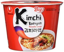 Kimchi Cup Noodles 112g