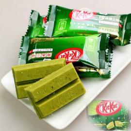 KitKat green tea Matcha