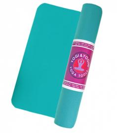 Yogi & Yogini yogamat Turquoise 1250g