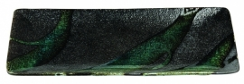 Choku Zwart Groenen Bord rechthoek Groot