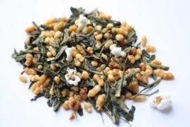 Japanese Tea Genmaicha Brown Rice 100gr