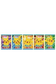 Pokemon Pikachu kauwgom 5pcs