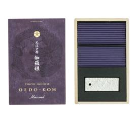 Oedo-Koh Incense Aloeswood (60 stokjes)