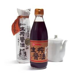 Takesan Kishibori Shoyu Soy Sauce 360ml