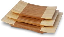 Sushi Plank  21 x 12 x 3cm Small