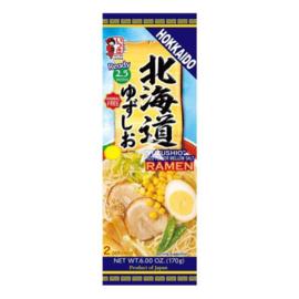 Itsuki Shokuhin Animal Free Tokyo Yuzu Citrus Ramen 186g