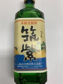 Tsukushi Syoucyu 500ml 25%