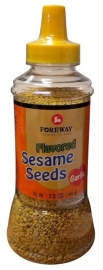 Sesam seeds garlic 100g