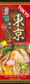 Itsuki Ramen Tokyo Yuzushoyu Ramen Yuzu and Soy Sauce 172g