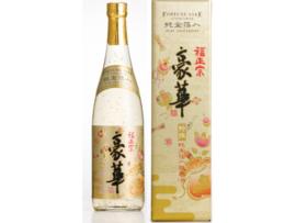 Kinpaku Gold Sake Fukumasamune 720ml 14%