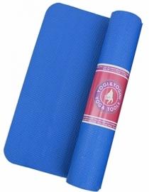 Yogi & Yogini yogamat blauw 1250g