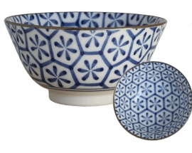 Old Nippon Blue Pattern Yuzu 13x6,8cm